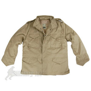 Mil-Tec Classic US M65 Jacket Khaki