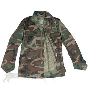 Mil-Tec Classic US M65 Jacket Woodland