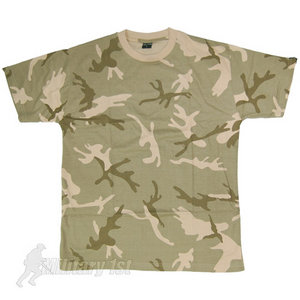 Mil-Com T-shirt DPM Desert