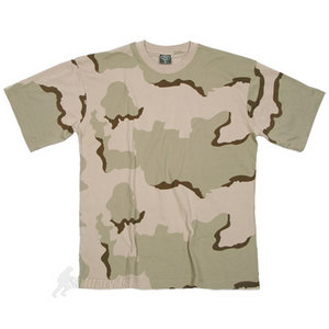 MFH T-shirt 3-Colour Desert