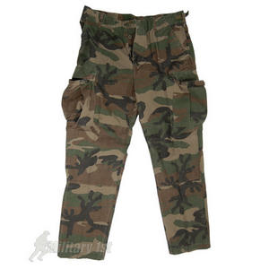 Teesar BDU Combat Trousers Woodland