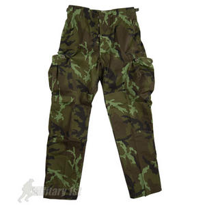 BDU Combat Trousers Czech Woodland