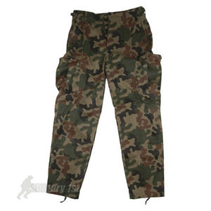 BDU Ranger Combat Trousers Polish Woodland