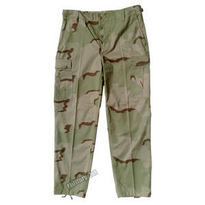 BDU Ranger Combat Trousers 3-Colour Desert