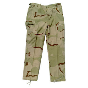 Teesar BDU Combat Trousers 3-Colour Desert