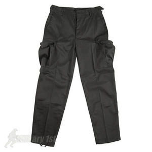 BDU Ranger Combat Trousers Black