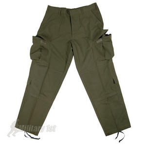 Teesar ACU Combat Trousers Olive