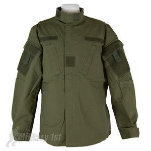 Teesar ACU Combat Shirt Olive