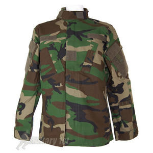 Teesar ACU Combat Shirt Woodland