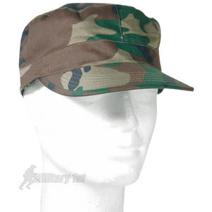 Mil-Tec Field Cap Woodland