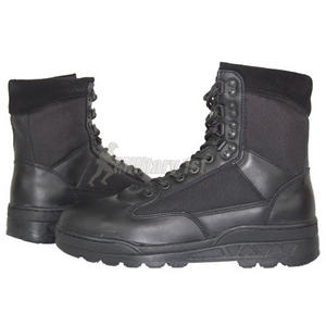 Mil-Tec SWAT Combat Boots Black
