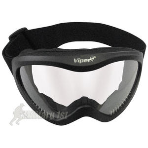 Viper Tactical Goggles Clear Lens