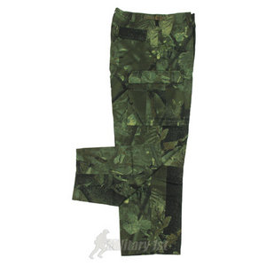 MFH BDU Ripstop Combat Trousers Hunter Green