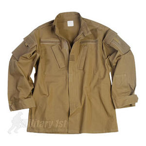 Teesar ACU Combat Shirt Coyote