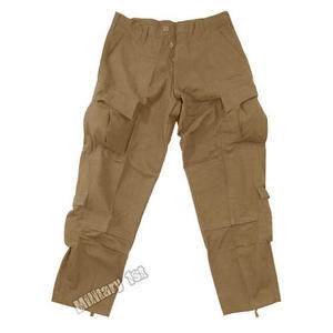 Teesar ACU Combat Trousers Coyote