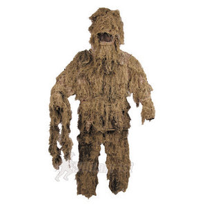 MFH Camouflage Ghillie Suit Digital Desert