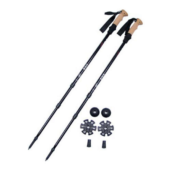 Fox Outdoor Professional Aluminum Walking Poles Preview