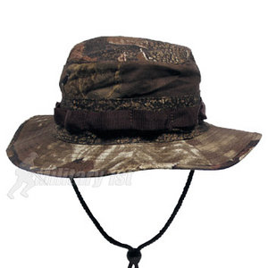 GI Ripstop Bush Hat Real Tree Brown