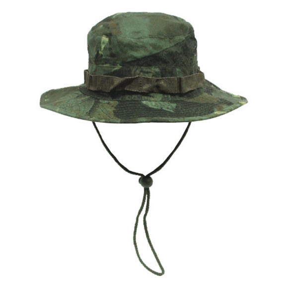 GI Ripstop Bush Hat Hunter Green