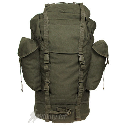 MFH German Army Rucksack 65L Olive Preview