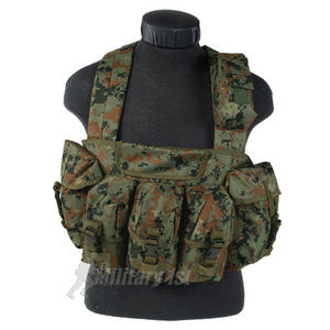 Mil-Tec Chest Rig Digital Felcktarn