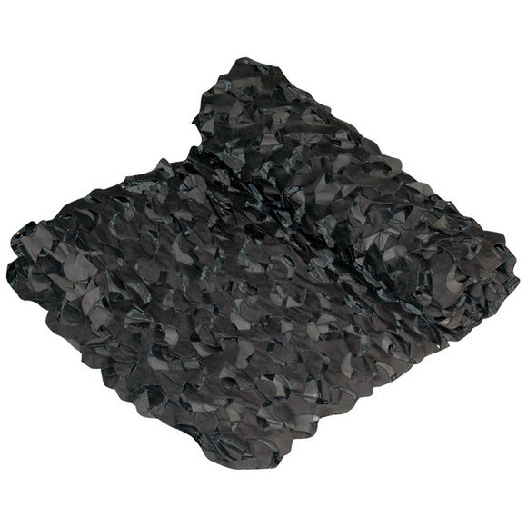 Camosystems Netting Crazy Camo 3x2.4 Black/Dark Grey