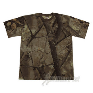 MFH Hunter T-shirt Hunter Brown