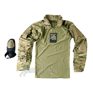 Helikon Combat Shirt with Elbow Pads MultiCam