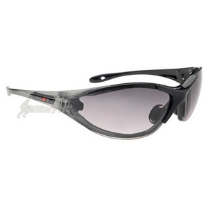 Swiss Eye Blizzard Glasses Crystal Grey Frame