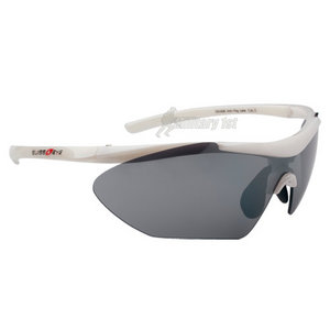 Swiss Eye Shark Glasses Pearl White Frame