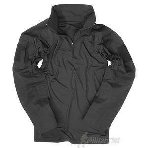 Mil-Tec Combat Shirt Black