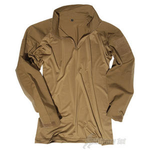 Mil-Tec Combat Shirt Coyote