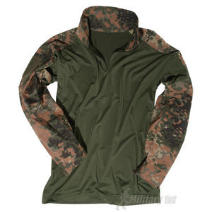 Mil-Tec Combat Shirt Flecktarn