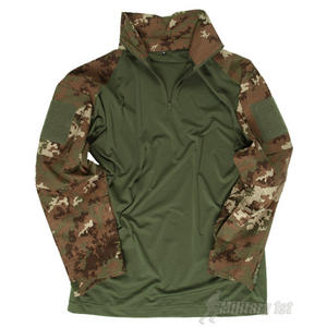 Mil-Tec Combat Shirt Vegetato Woodland
