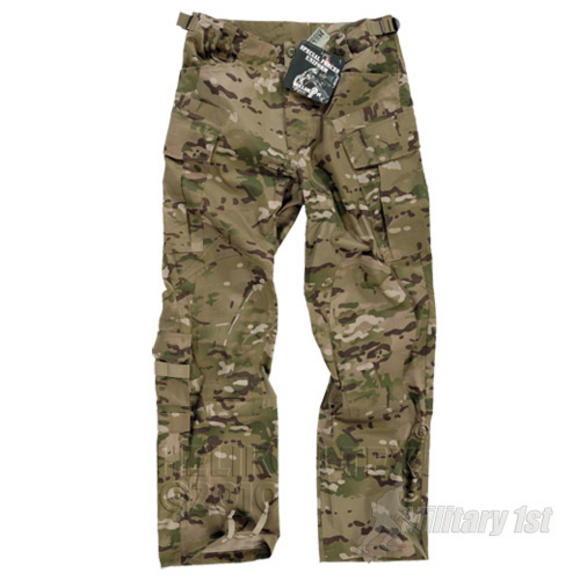 Helikon SFU Trousers Polycotton Ripstop MultiCam