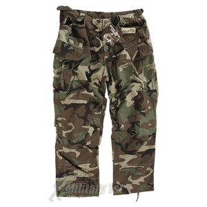 Helikon SFU Trousers NyCo Ripstop Woodland