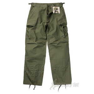 Helikon Genuine BDU Trousers NyCo Ripstop Olive