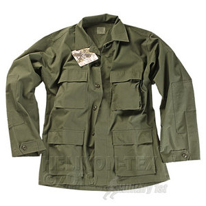 Helikon Genuine BDU Shirt Nyco Ripstop Olive