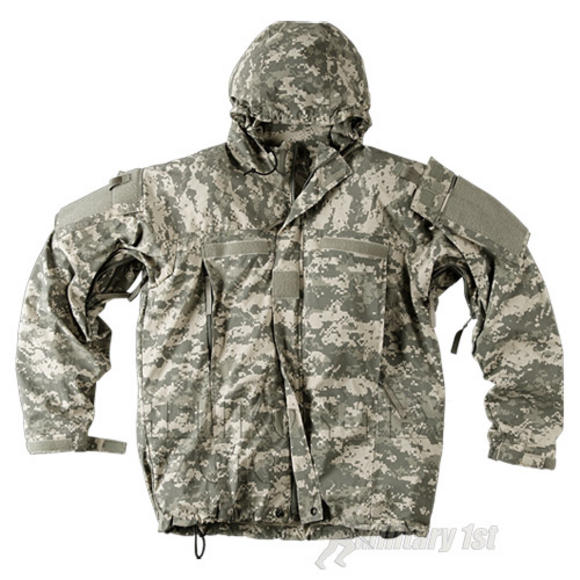 Helikon Soft Shell Jacket ACU Digital