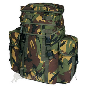 Web-Tex Patrol Pack 38L DPM