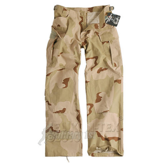 Helikon SFU Trousers Cotton Ripstop 3-Colour Desert
