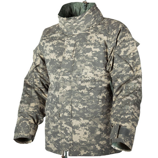 Helikon ECWCS Jacket Generation II ACU Digital Preview