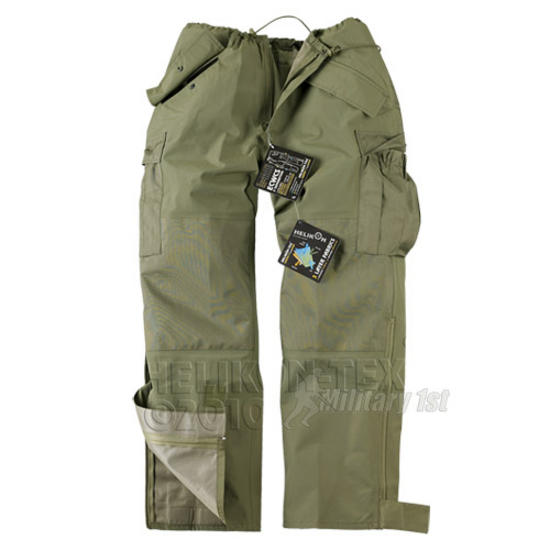 Helikon ECWCS Trousers Generation II Olive Preview
