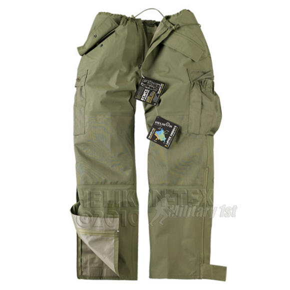 Helikon ECWCS Trousers Generation II Olive