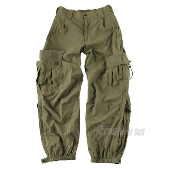 Helikon Soft Shell Trousers Olive