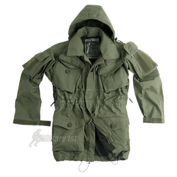 Helikon Field Parka Soldier 2008 Olive