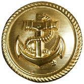 German Marine Colani Pea Coat Navy Thumbnail 2