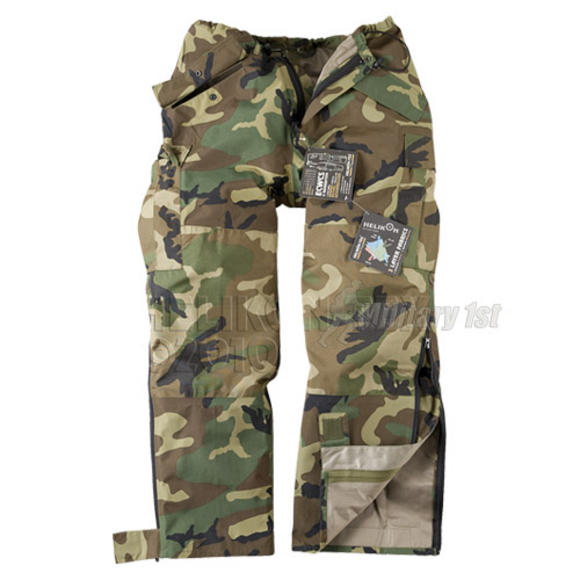 Helikon ECWCS Trousers Generation II Woodland