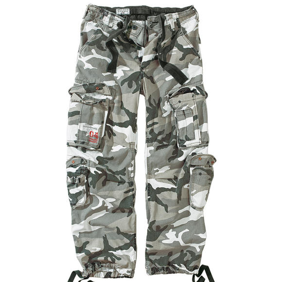 Surplus Airborne Vintage Trousers Urban