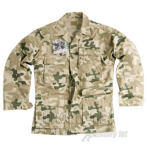 Helikon Genuine BDU Shirt Cotton Ripstop Polish Desert